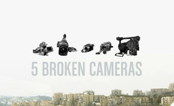 """5 Broken Cameras"" Director Emat Burnat, Michael Moore Discuss LAX Incident"