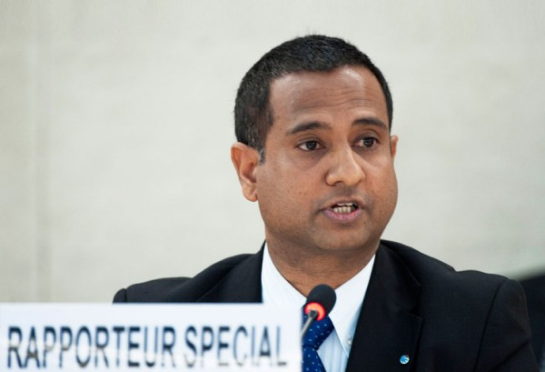UN human rights experts urge Iran to release detained opposition activists