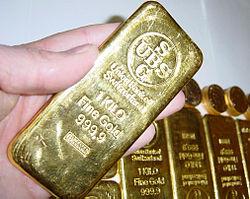 Non siamo disposti a continuare a regalare il nostro oro
