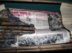 Comunicado del Museo de la Madera y Memoria de Neltume ante atentado incendiario ocurrido ayer