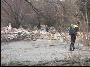Se desmantela el poblado de Puerta de Hierro en Madrid, desoyendo las recomendaciones internacionales