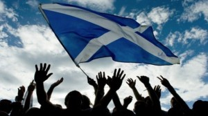 Youth support for Scots independence doubled