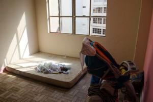 Sem teto deixam ocupação no centro de SP com atendimento habitacional