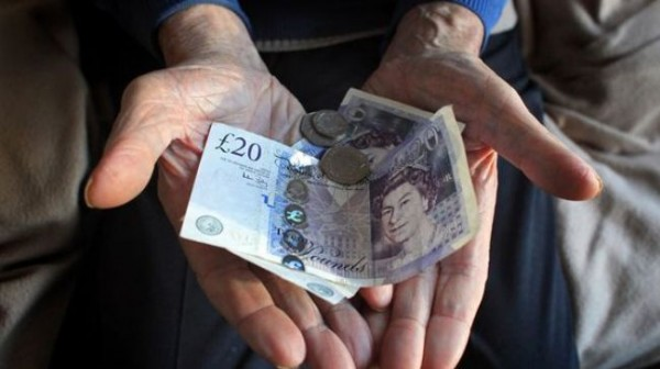 UK workers earn lowest in a decade