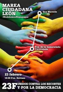 #23F: La marée humaine qui inonde l'Espagne