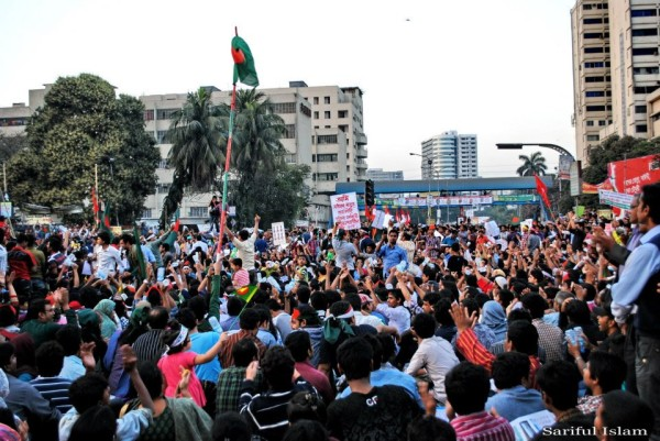 Bangladesh – reliving the spirit of 1971