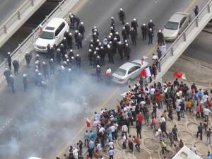 Bahrain: Dozens Wounded in Clashes as Protesters Mark Anniversary