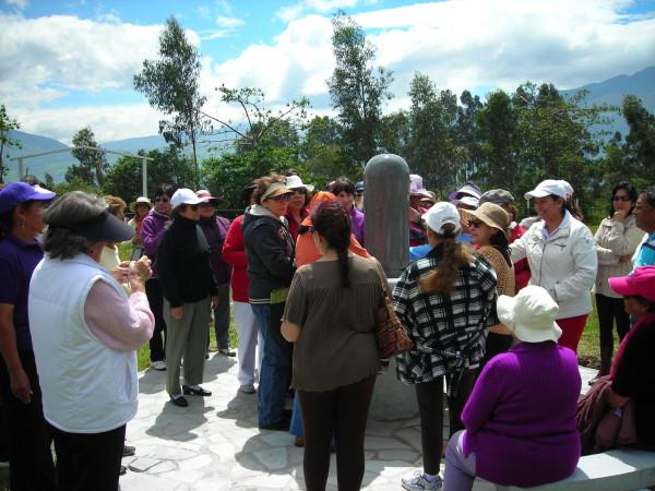 Parque Aloasí: Regla de Oro en el Día Internacional de la Mujer