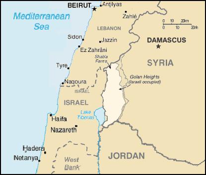 Síria denúncia permissão israelense para explorar petróleo no Golã