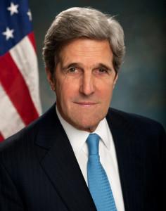 John Kerry frente a las presiones británicas por el referendum kelper