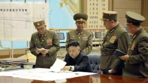 État de guerre déclaré par la Corée du nord: rhétorique ou folie?