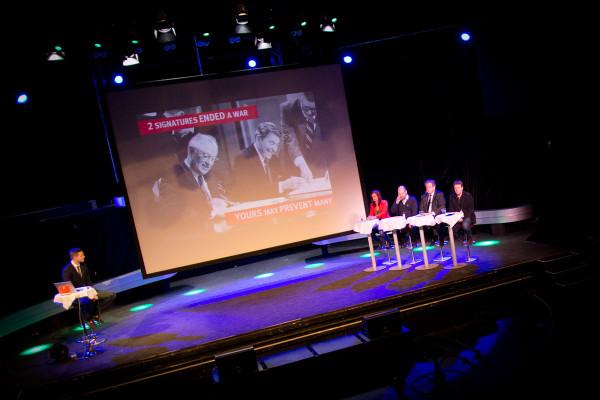 Du découragement à l'inspiration : dernier jour du Forum de la société civile sur les armes nucléaires à Oslo