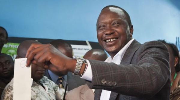 Kenyan presidential election a triumph of democracy, winner says