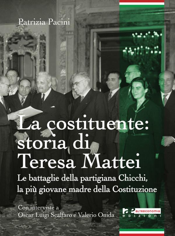 """Ci ha lasciato Teresa Mattei, ultima delle """"costituenti"""" ancora in vita"""