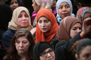 """""""Las mujeres somos los daños colaterales de la revolución"""""""