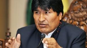 Morales defiende las nacionalizaciones