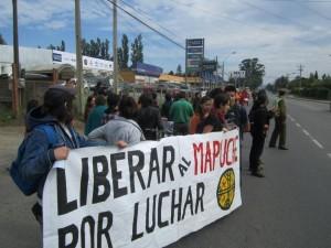 Os defensores do Complexo Cerimonial Religioso Kintuante: um símbolo de repressão do Estado chileno contra o povo mapuche