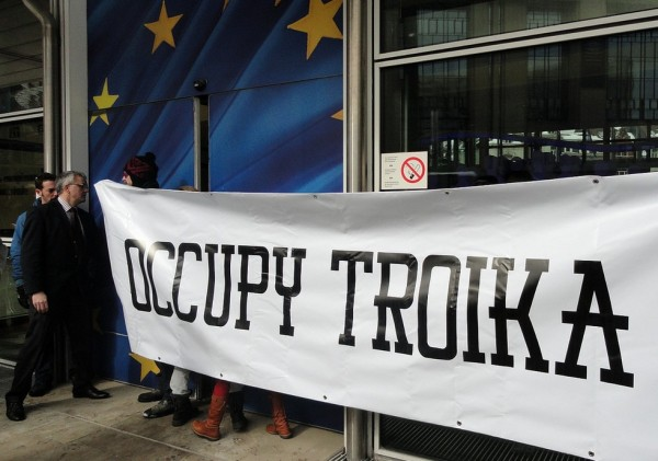 occupy troika