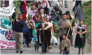 Conflicto chileno-mapuche. Bachelet y el sueño terrible de mapuche asesinados