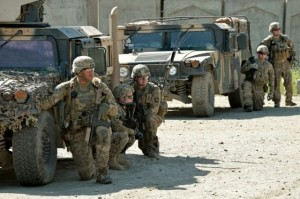 Gastos militares en el mundo disminuyeron en 2012