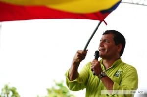 Rafael Correa advirtió sobre una oposición desestabilizadora y sin argumentos en la región