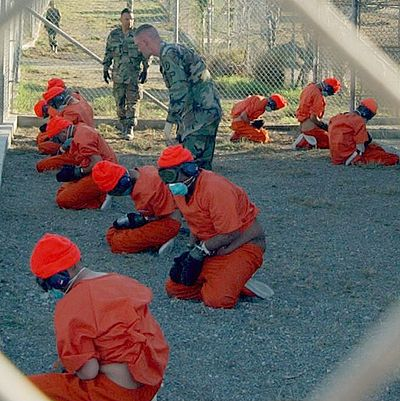 Sciopero della fame a Guantanamo