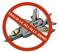 """F-35 e armi nucleari: si conferma il pericolo denunciato da tempo da """"Taglia le ali alle armi"""""""