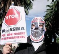 """7 e 9 Aprile in piazza contro la legge """"Salva-Ilva"""""""