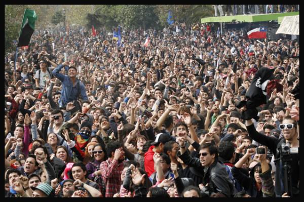 Marcha Estudiantil en Chile: la calle seguirá marcando la agenda