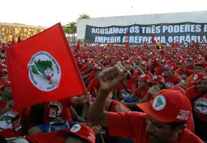 MST protesta em todo o país para relembrar o Massacre de Eldorado dos Carajás no Brasil