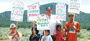 Call for a worldwide ban on Uranium Mining as the Grand Canyon comes under threat