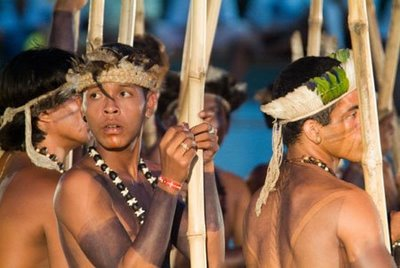 No Brasil, Tupinambá ocupam hotel-fazenda e denunciam crimes ambientais