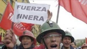 Trabajadores del cobre de Chile convocan huelga nacional