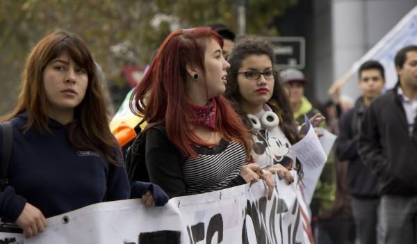 Chile: la diversidad muestra su fuerza tras los estudiantes