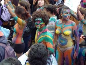 Cile: la diversità mostra la sua forza tra gli studenti
