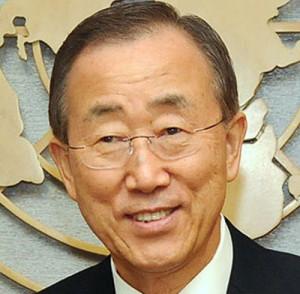 Ban Ki-moon considera Ruanda essencial para a paz no Congo Democrático