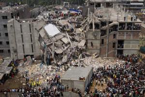 Alcune multinazionali USA rifiutano gli accordi per la sicurezza delle fabbriche in Bangladesh