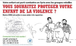 Le quotidien français Le Figaro censure un message à caractère humanitaire !