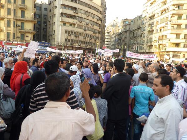 El lado oscuro de las redes sociales en Egipto