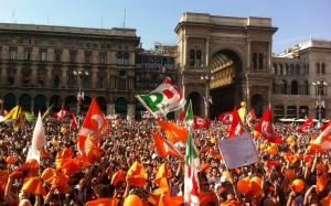 Milano, la primavera arenata