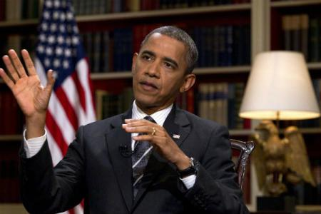 President Obama speaks at the National Defense University on May 23