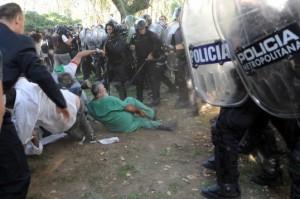 Borda: Represión y después