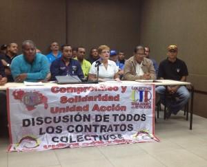 Mujeres fuerzan su espacio en sindicalismo latinoamericano