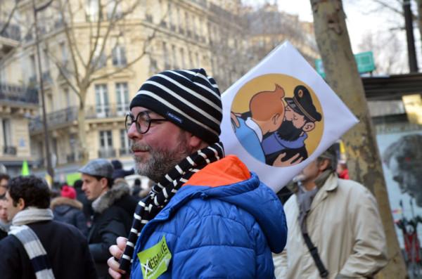 La gendarme, la 'striper' y el matrimonio gay. Una mirada a Francia