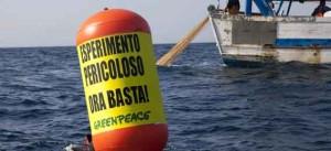 Associazioni e assessori contro le trivelle ENI in Sicilia