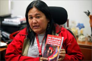 """""""Un nuevo Código Penal con enfoque de género sería un logro para las mujeres"""": Judith López Guevara"""