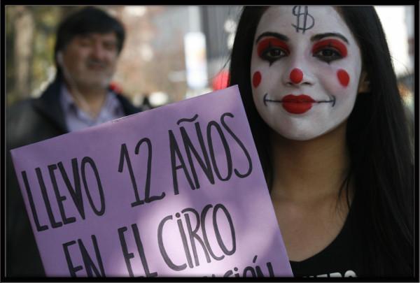 Marcha de Estudiantes-Educación (2)