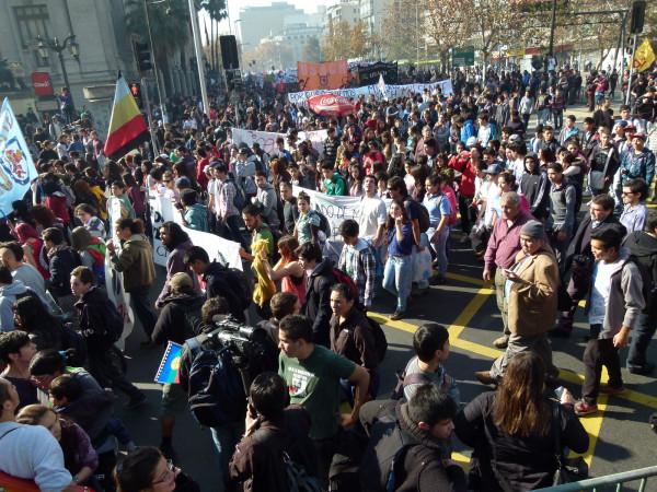 Marcha por la educación (2)