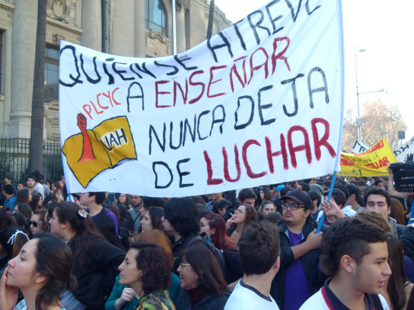 Marcha por la educación (4)