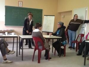 Hacia una pedagogía de la noviolencia activa, en la construcción de una Ciudad No Violenta en Bélgica